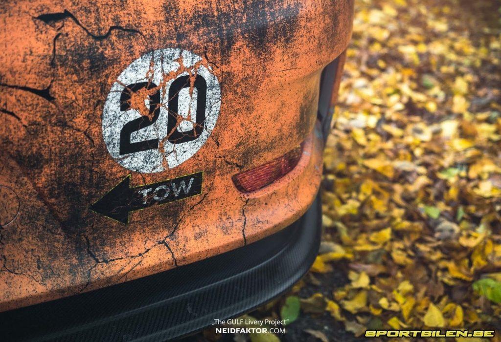 Bilder Porsche 991 Gt3 Rs Neidfaktor Www Sportbilen Se